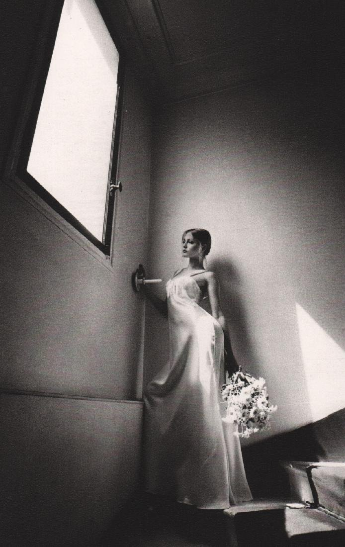 JEANLOUP SIEFF - Fashion Photograph for Vogue