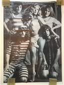 Jethro Tull and Mentor - 1970 - Personality Posters
