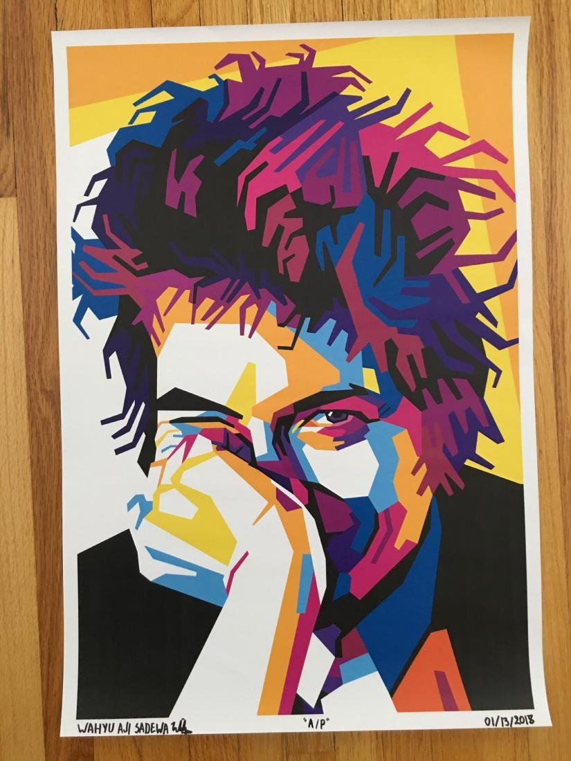 FIRST TIME OFFERED IN THE USA - BOB DYLAN 2 - ARTIST