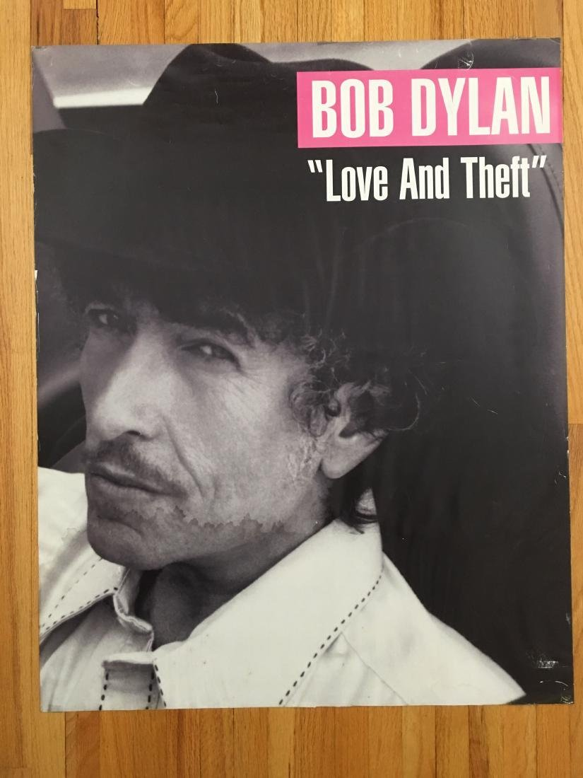 BOB DYLAN - LOVE AND THEFT TOUR