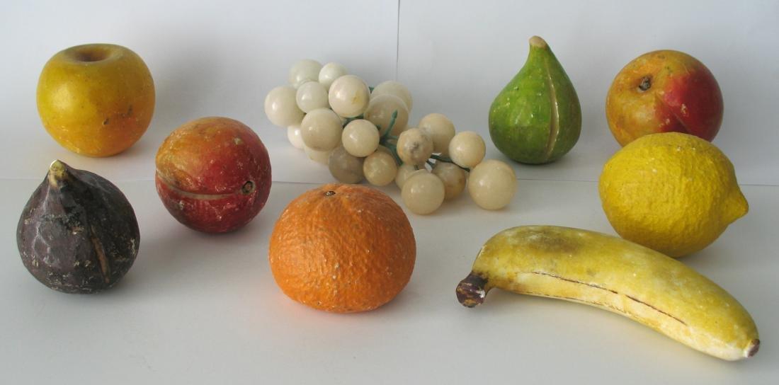 Group of Stone Fruit