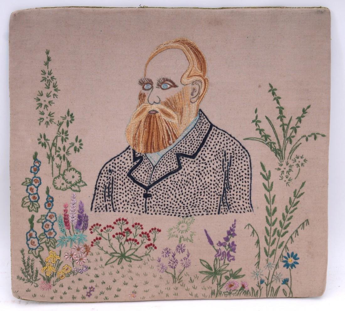 Gentleman Embroidery