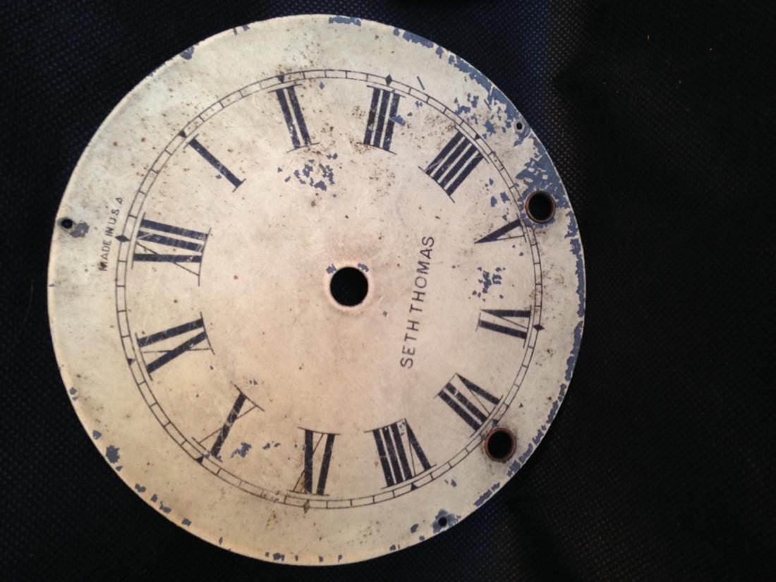 Four Clock Faces - 2