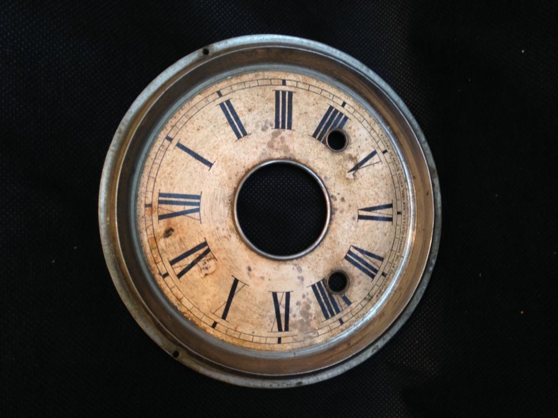 Four Clock Faces - 4