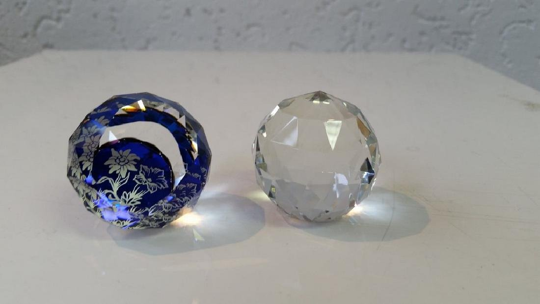 Swarovski balls