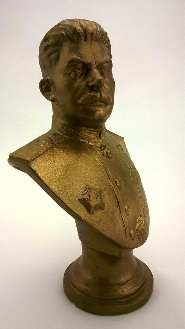 Bust - JV Stalin. Russian revolutionary, Soviet - 2