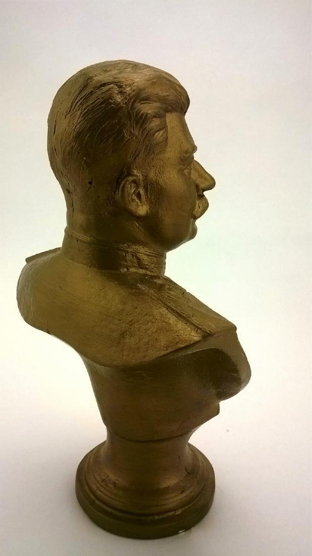 Bust - JV Stalin. Russian revolutionary, Soviet - 5