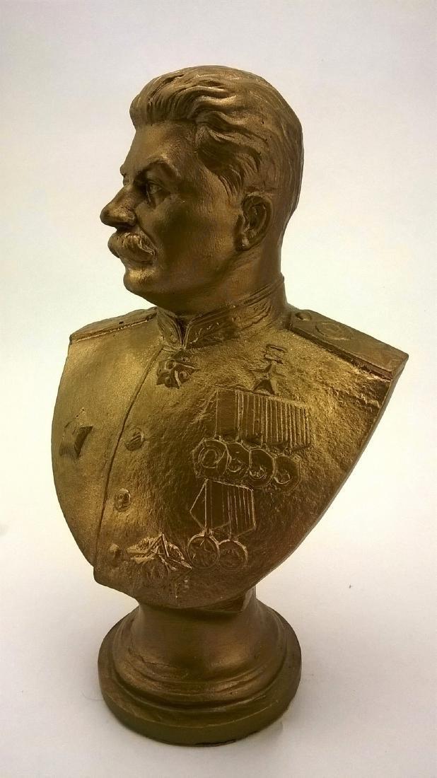 Bust - JV Stalin. Russian revolutionary, Soviet - 8