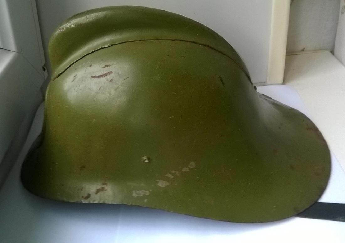Fireman's helmet. 50s years. THE USSR. - 5
