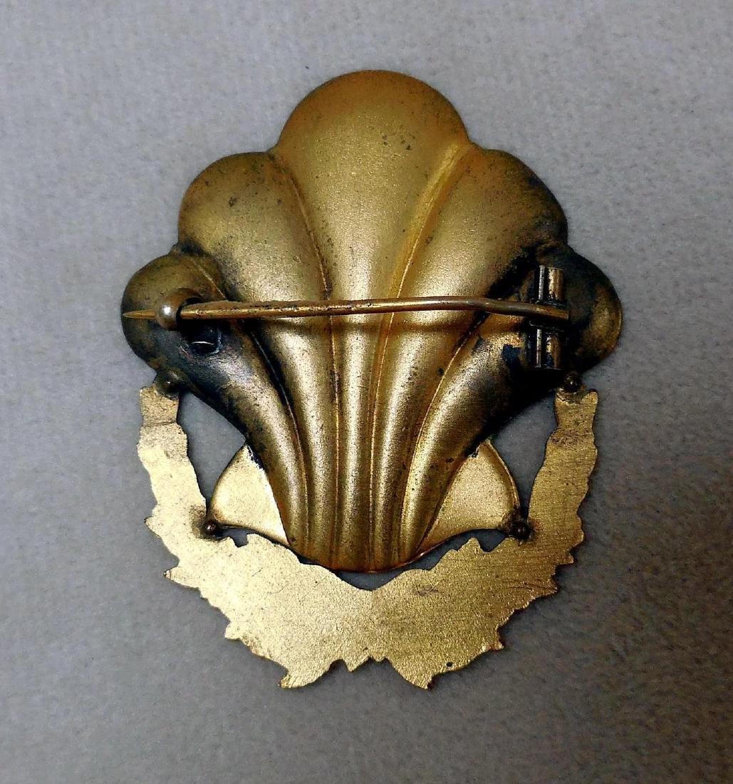 Antique Knights Templar Pin, 1895 - 3
