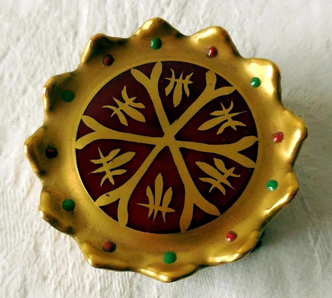 Limoges Trinket, Snuff Box - 2