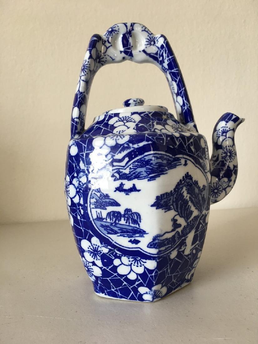 Chinese JingDeZhen porcelain pot