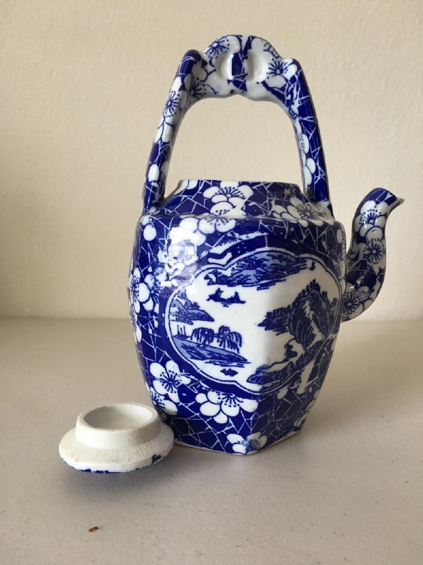 Chinese JingDeZhen porcelain pot - 2