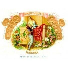 Romeo & Julieta, Handmade Churchils Cigars 25 x - 8