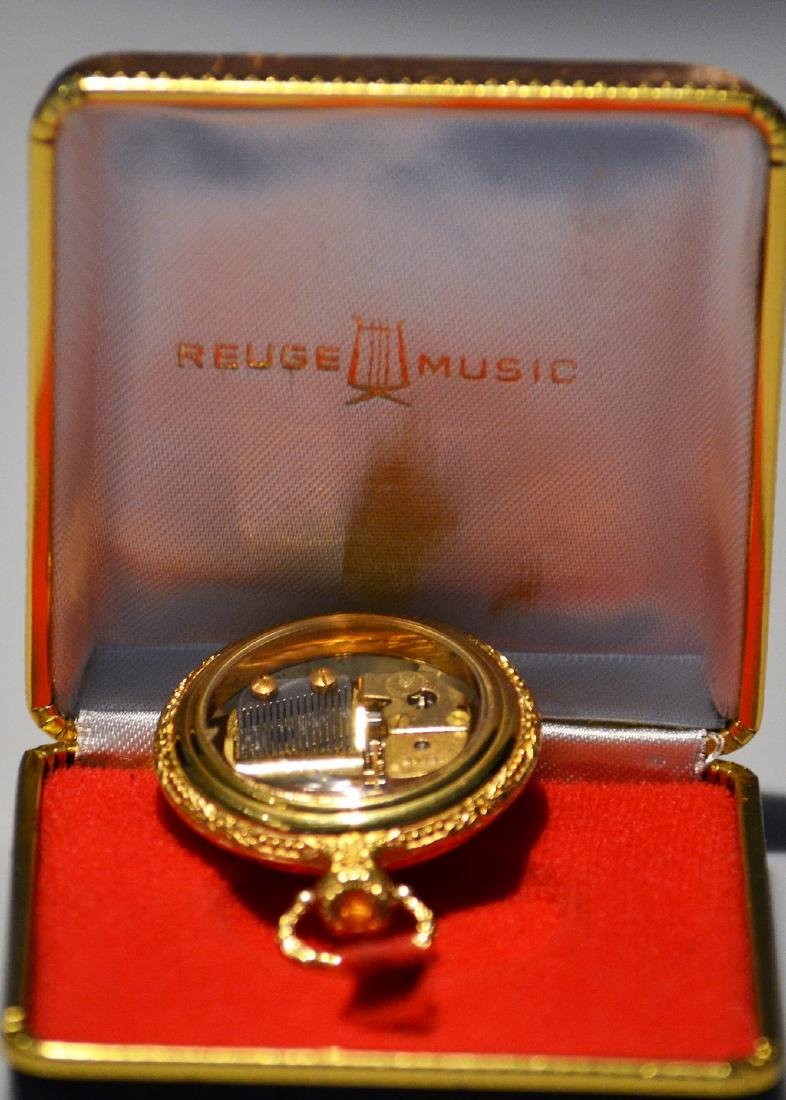 ReugeMusic Box I Working Order