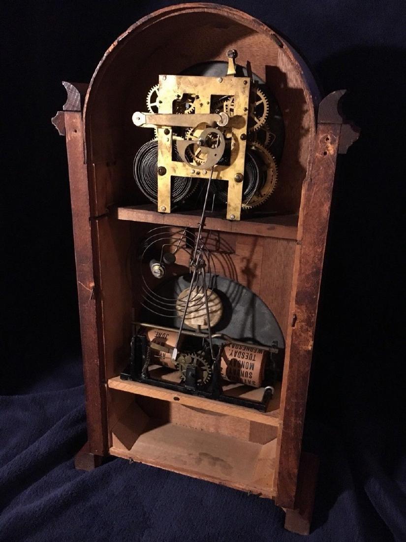 ORIGINAL ITHACA CALENDAR CLOCK 1865 Ithaca Calendar - 2