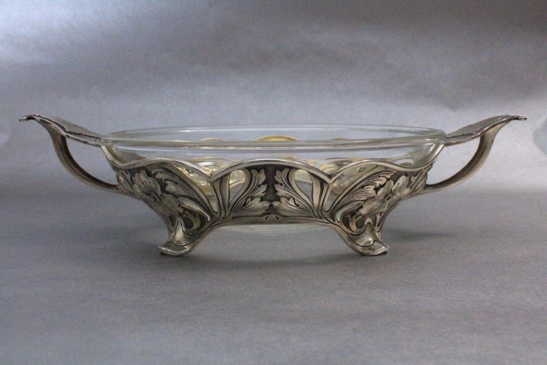 Gorham Athenic Art Nouveau Sterling Silver Bowl