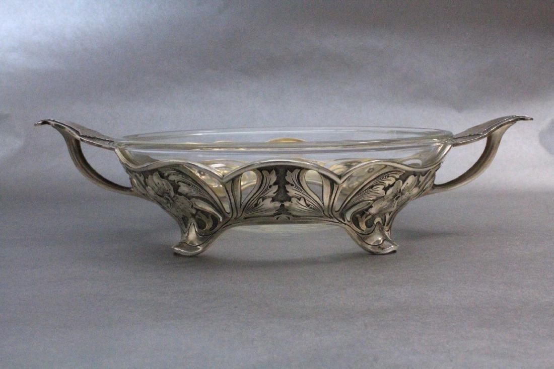 Gorham Athenic Art Nouveau Sterling Silver Bowl - 2