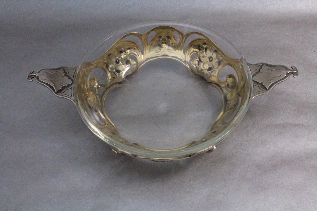 Gorham Athenic Art Nouveau Sterling Silver Bowl - 3
