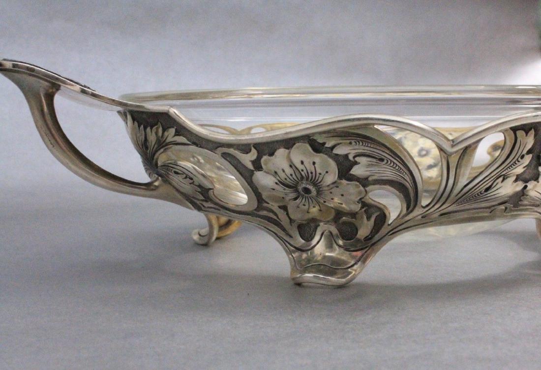 Gorham Athenic Art Nouveau Sterling Silver Bowl - 4
