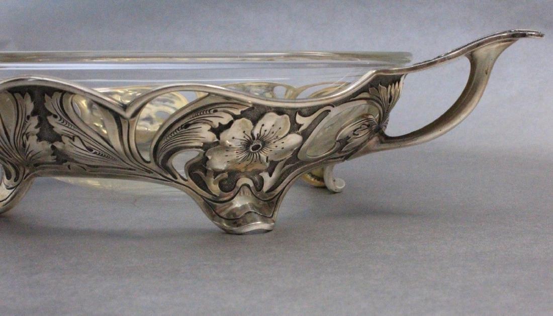 Gorham Athenic Art Nouveau Sterling Silver Bowl - 5