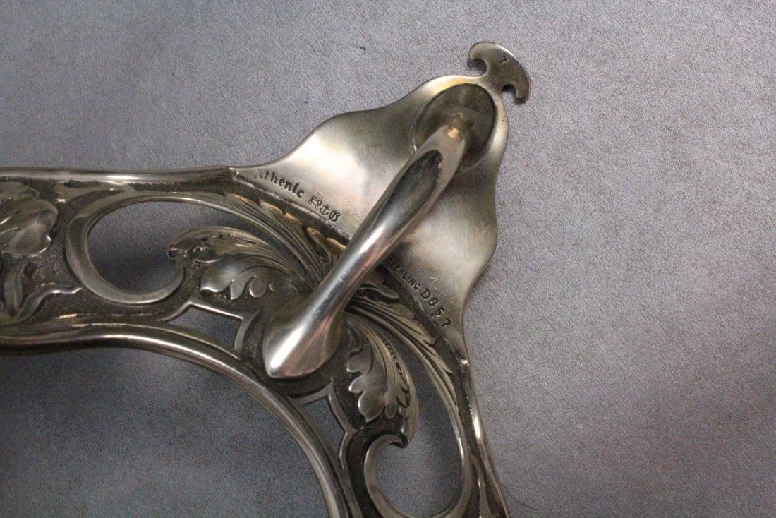 Gorham Athenic Art Nouveau Sterling Silver Bowl - 8