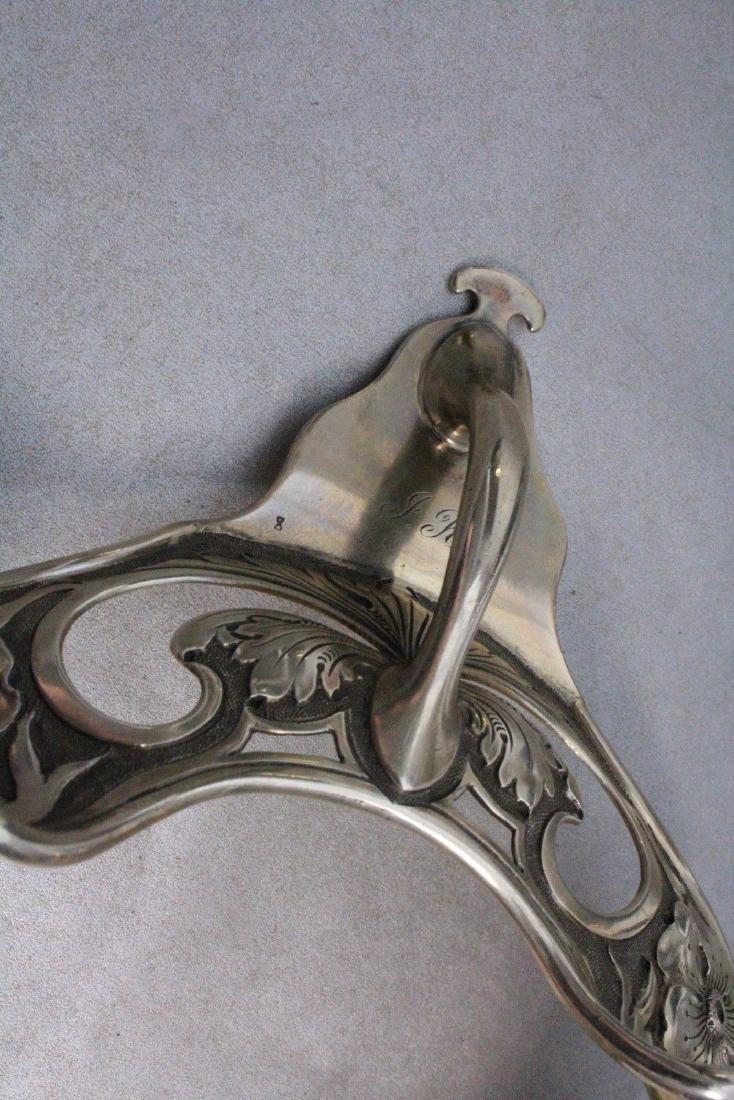 Gorham Athenic Art Nouveau Sterling Silver Bowl - 9