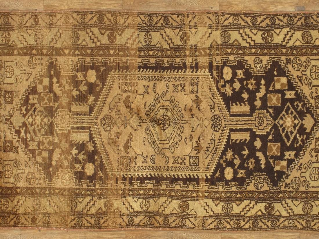 Vintage Persian Rug 4.2x7.3 - 2