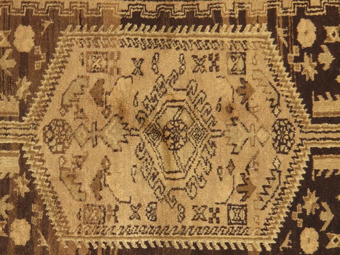 Vintage Persian Rug 4.2x7.3 - 3