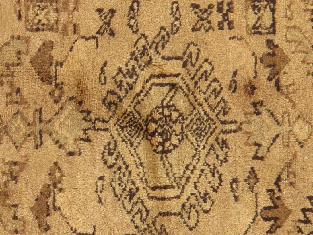 Vintage Persian Rug 4.2x7.3 - 4