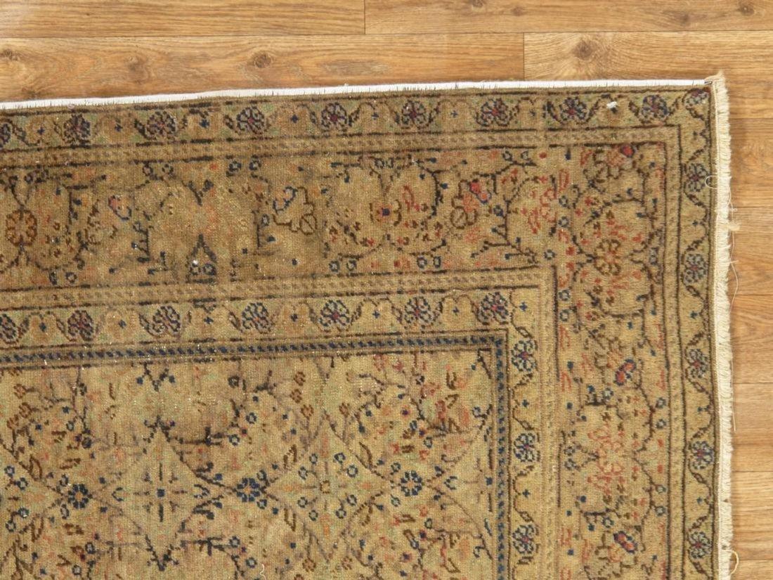 Antique Turkish Kasary Rug 4.8x6.11 - 2