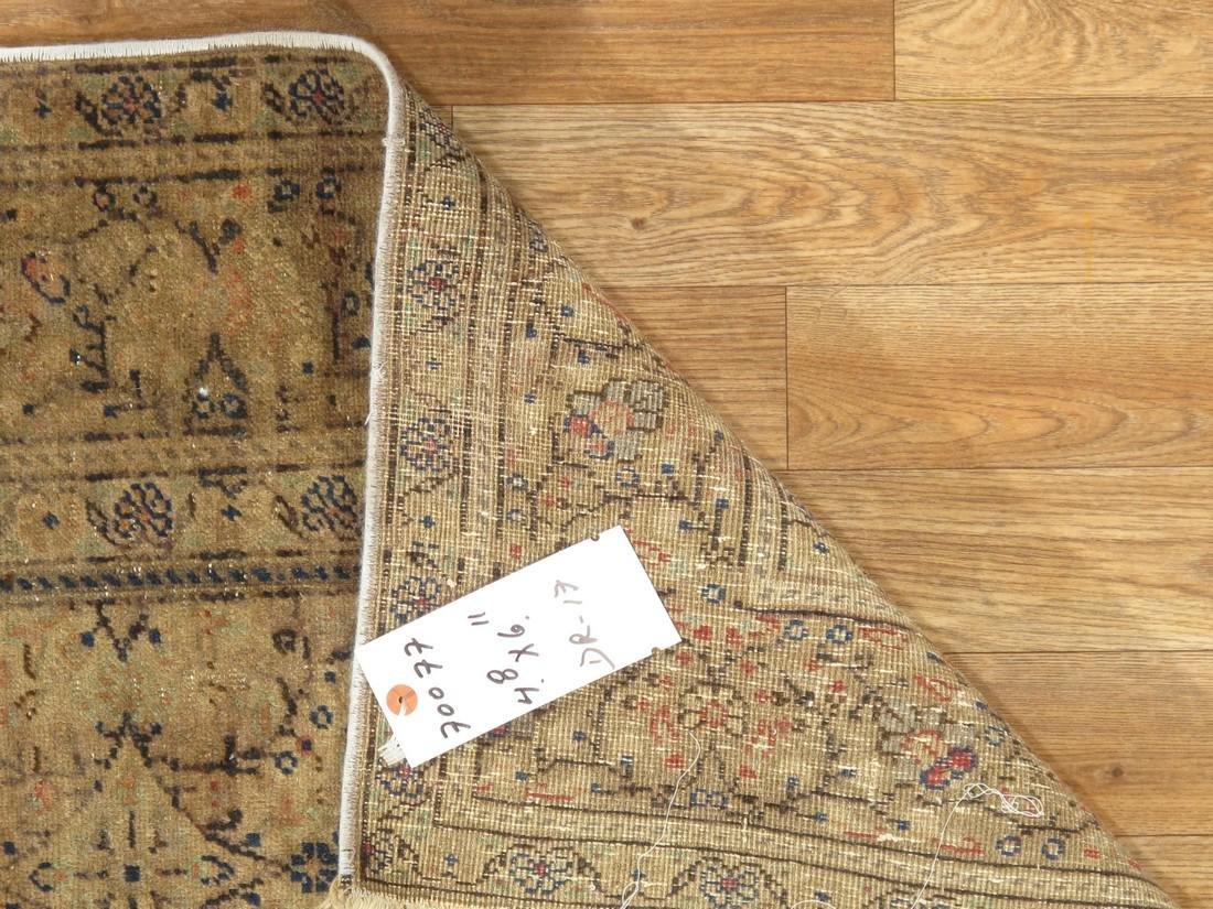 Antique Turkish Kasary Rug 4.8x6.11 - 7