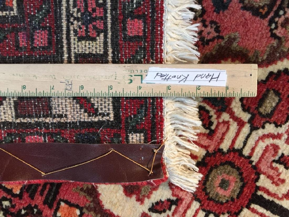 Persian Hamedan Runner Rug 2.6x10 - 2