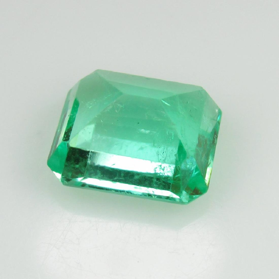 2.20 Ctw GRS Certified Natural Colombian Emerald - 6