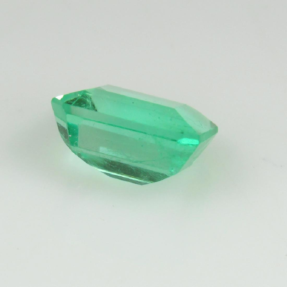 2.20 Ctw GRS Certified Natural Colombian Emerald - 7