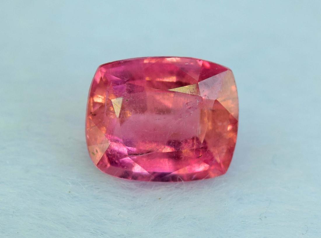 Natural Rubelite Tourmaline Loose gemstone