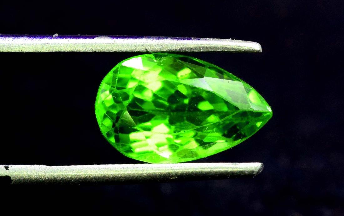 Natural Peridot Loose gemstone - 3