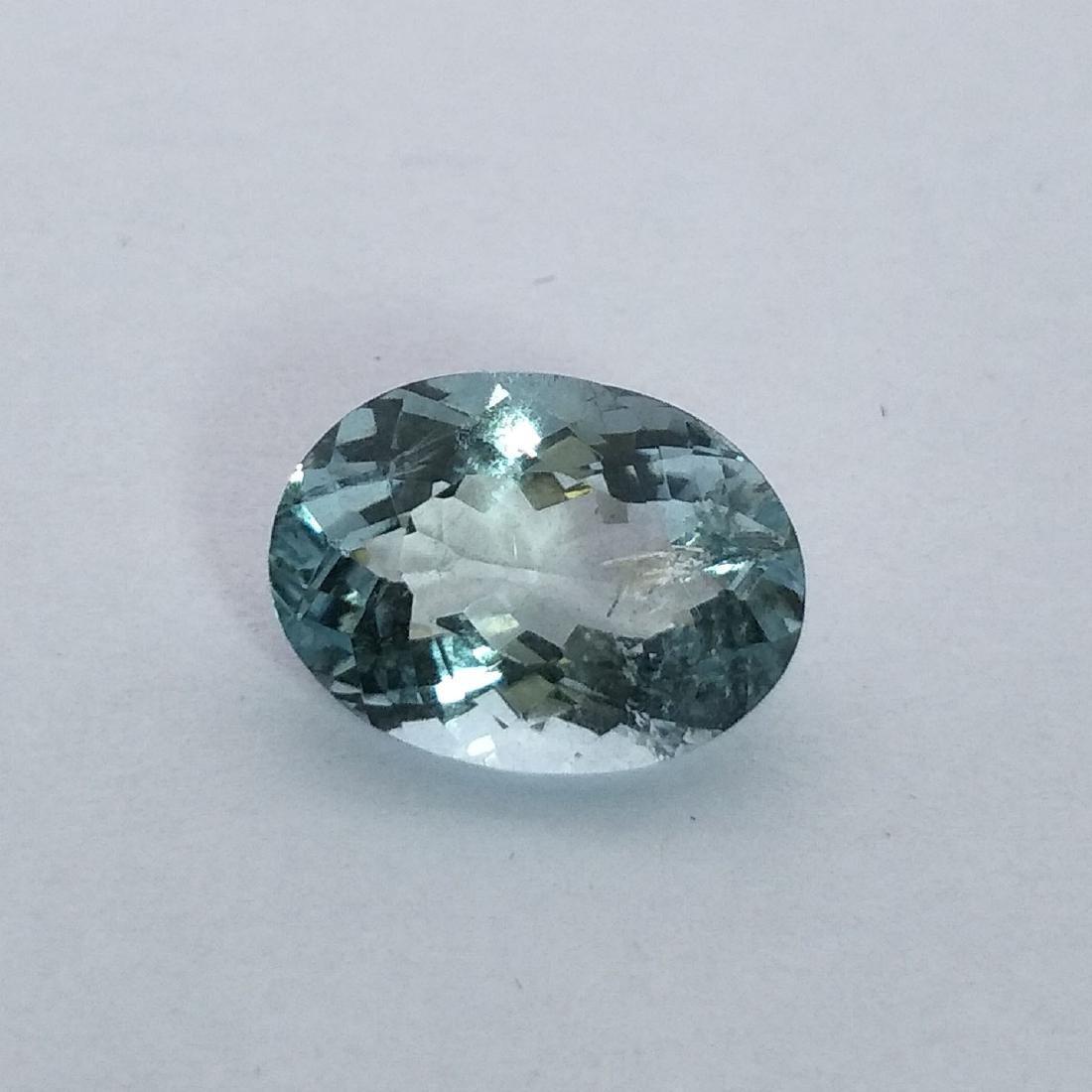 Aquamarine - 4.66 ct