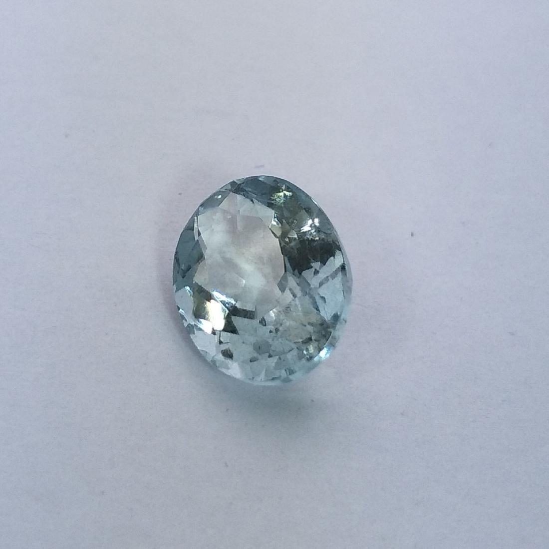 Aquamarine - 4.66 ct - 3