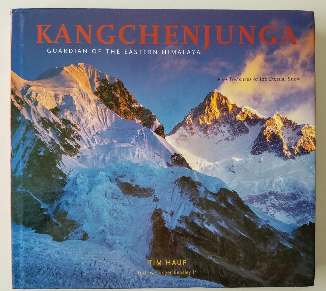 Kangchenjunga. Guardian of the Eastern Himalaya.