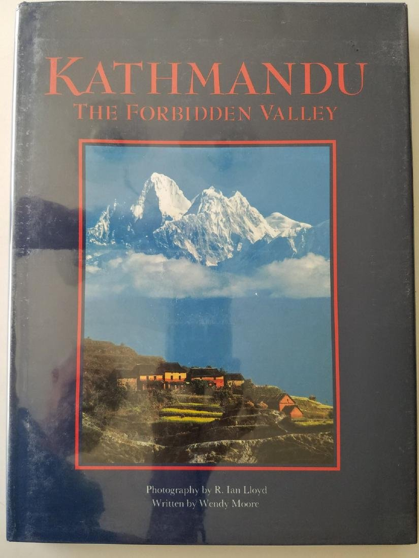 Kathmandu. The Forbidden Valley.