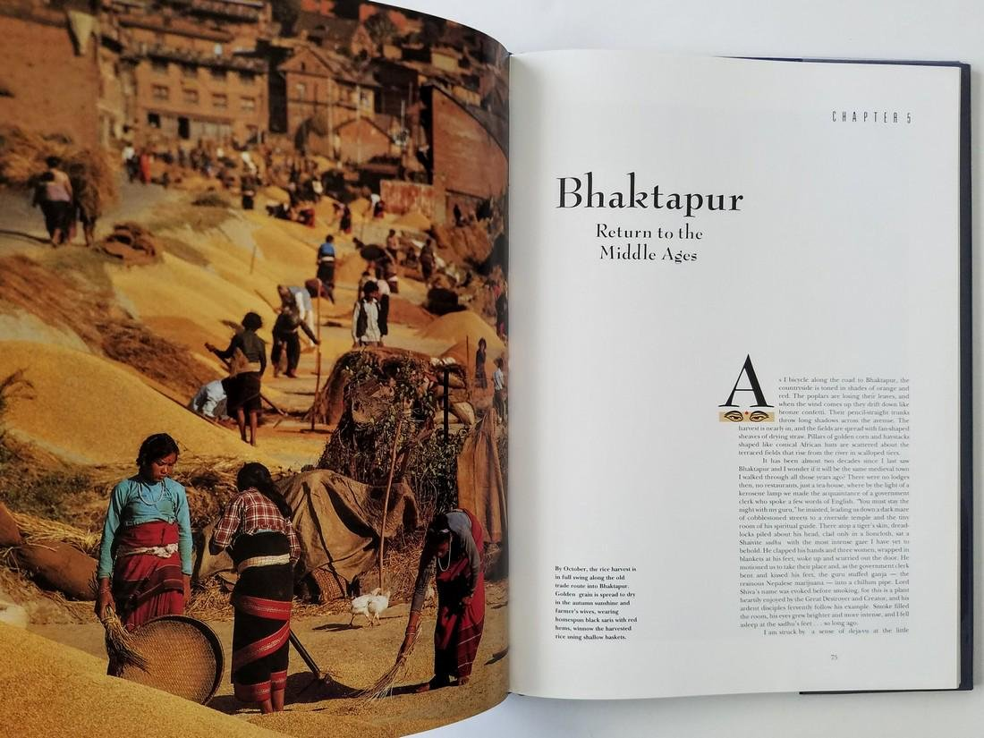 Kathmandu. The Forbidden Valley. - 3