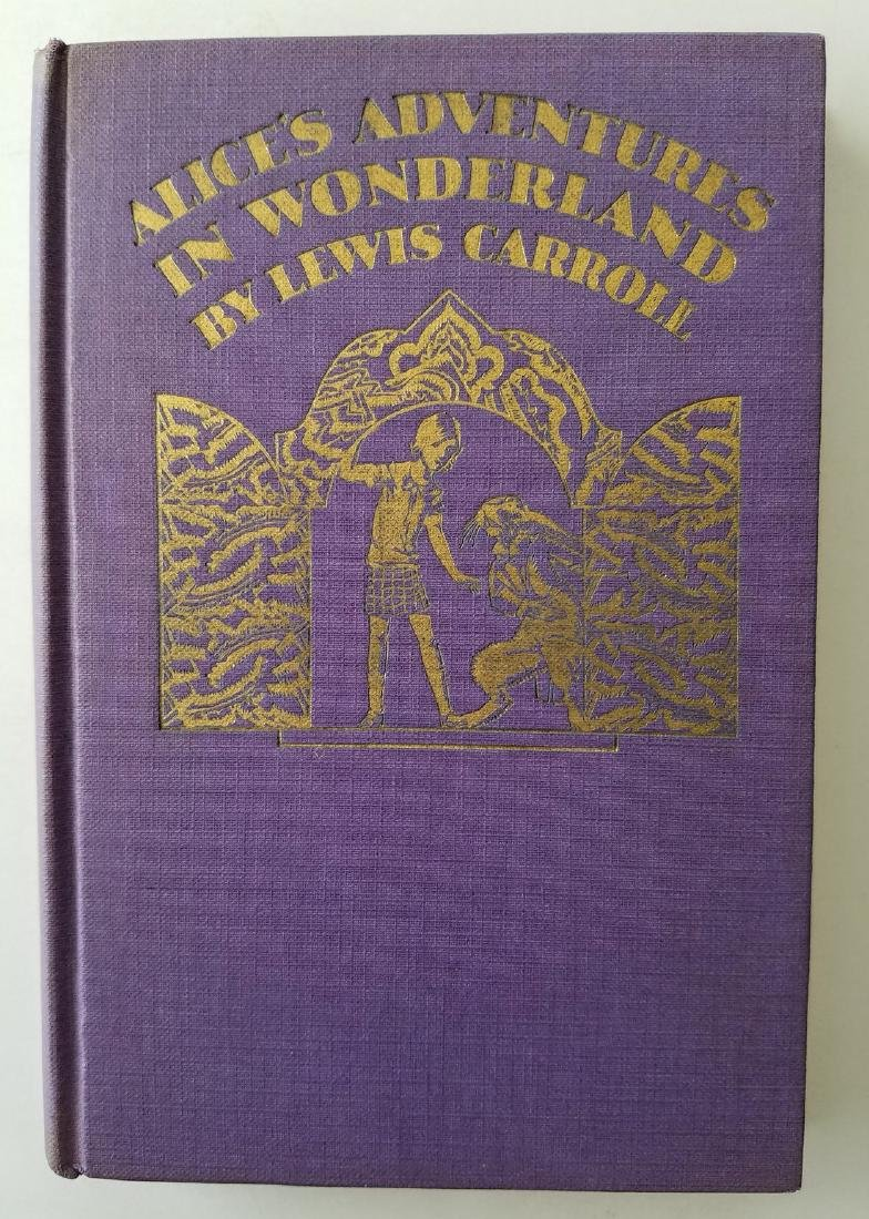 Alice's Adventures Wonderland Illustrated Willy Pogany