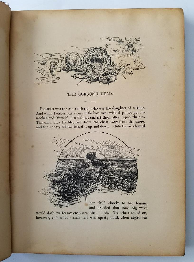 A Wonder Book for Girls and Boys. 1888. - 4