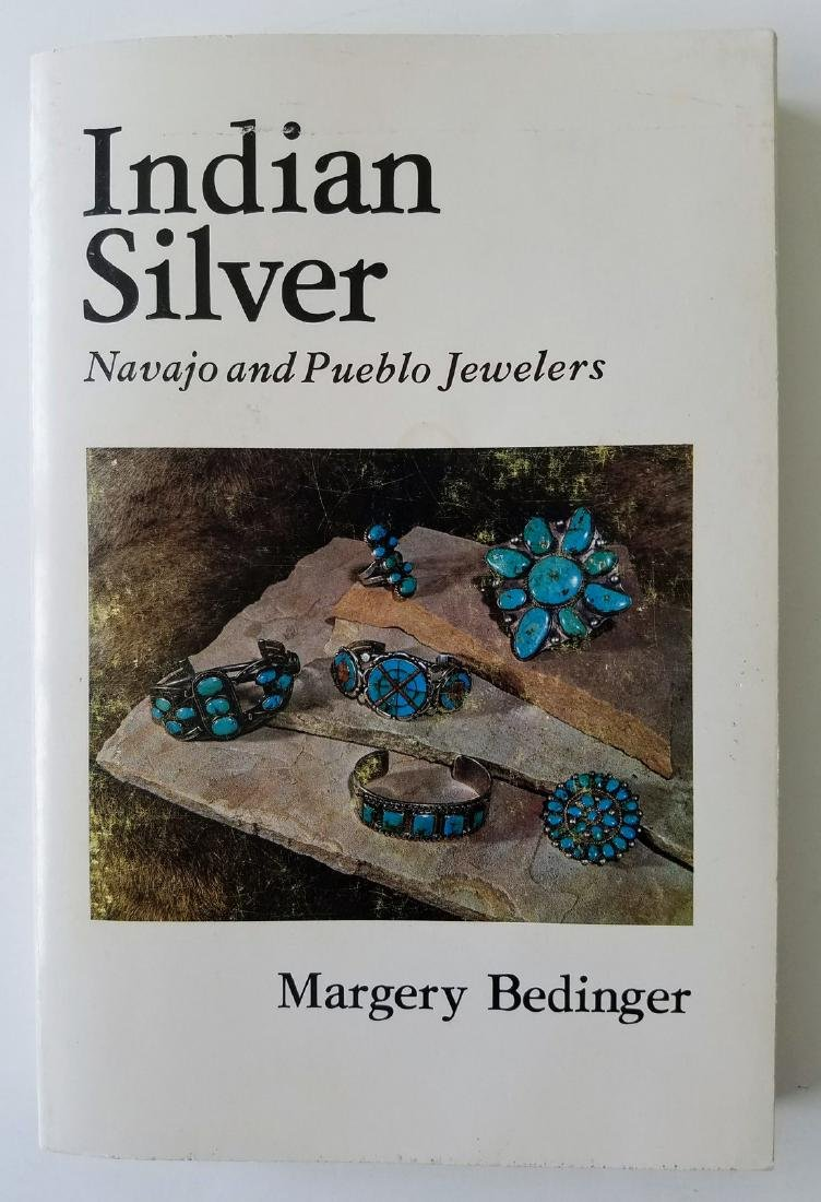 Indian Silver. Navajo and Pueblo Jewelers.