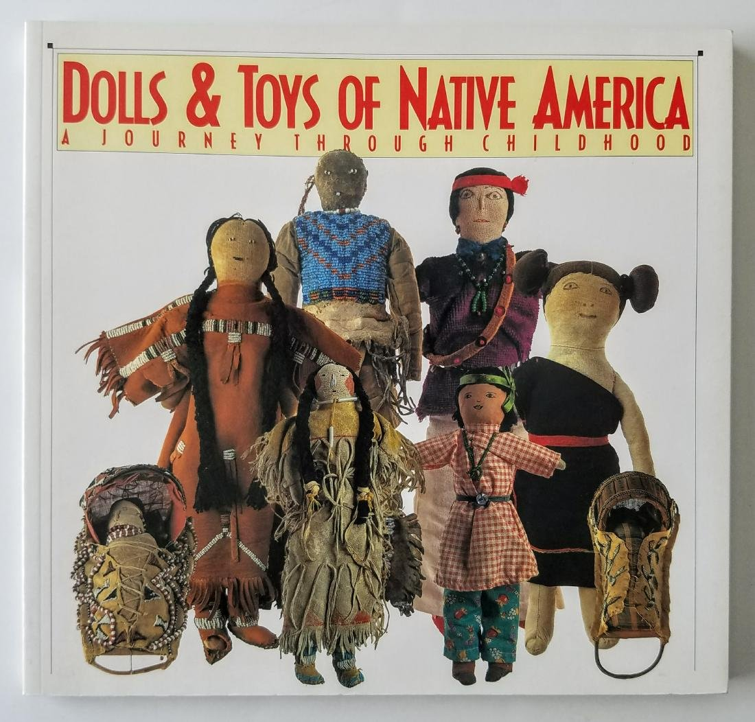 Dolls & Toys Native America Journey Through Childhood