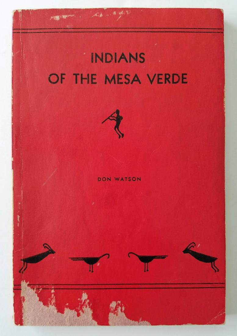 Indians of the Mesa Verde.