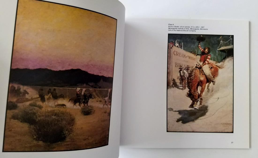 The Western World of N.C. Wyeth. - 2