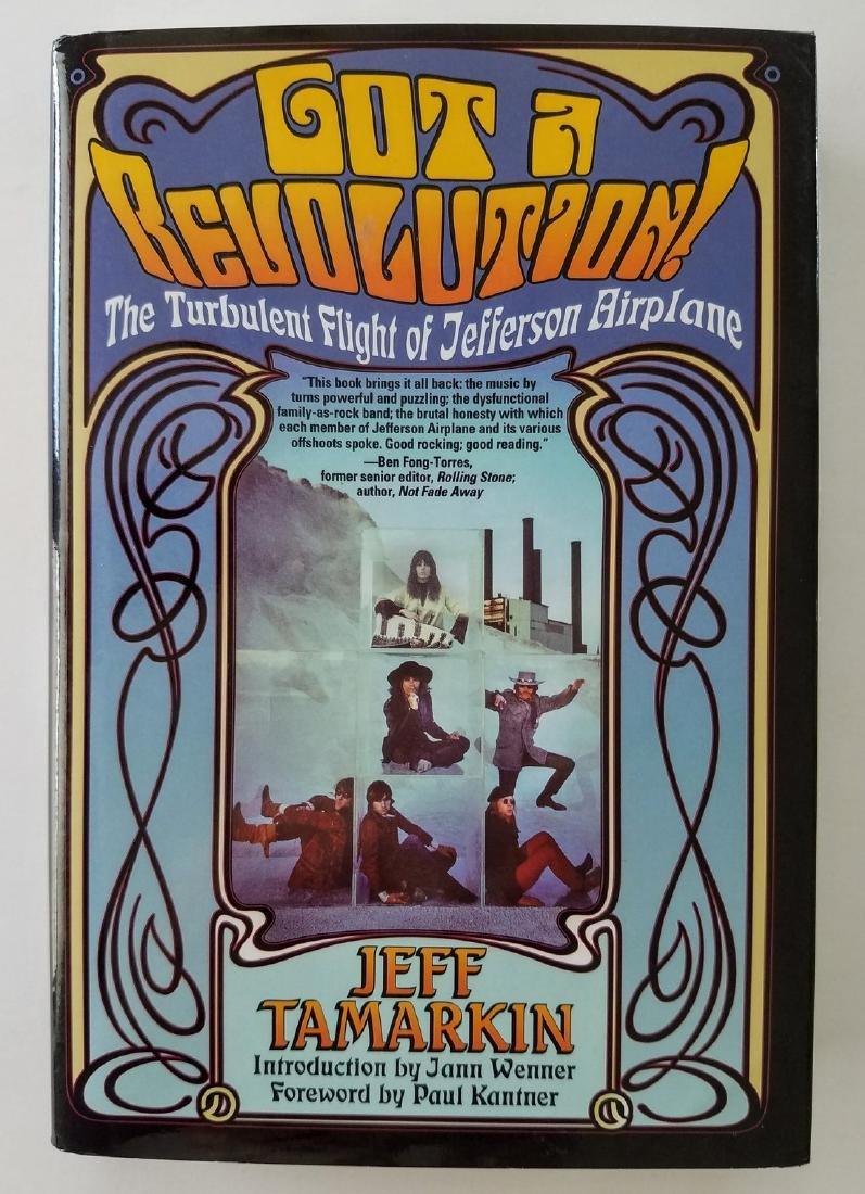 Got A revolution Turbulent Flight Jefferson Airplane