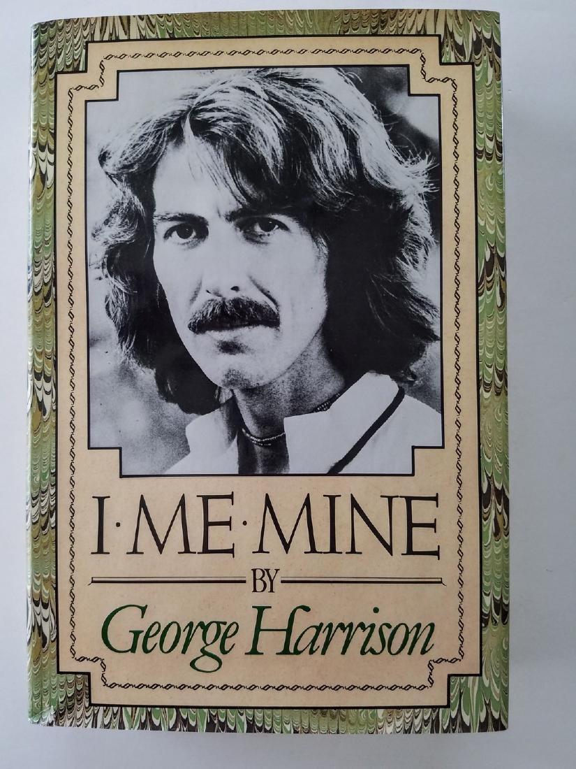 George Harrison. I, Me, Mine.